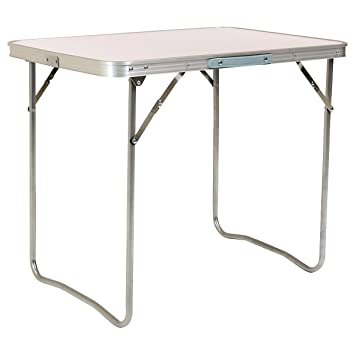 Charles Bentley - Table de Camping/Pique-Nique - Pliable - Petite ...