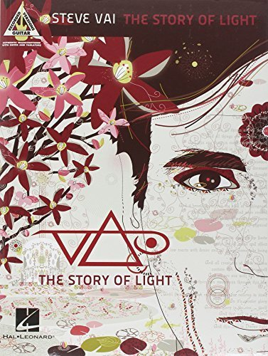 Steve Vai - The Story of Light (Guitar Recorded Versions) by Vai, Steve (2013) Paperback