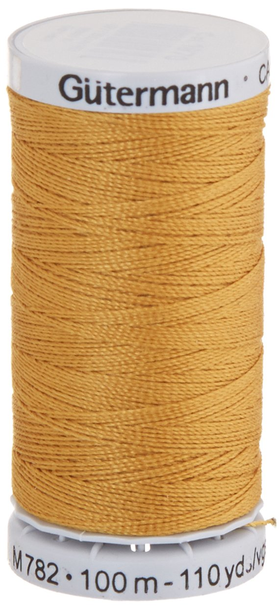 Jeans Thread 100 Yards-Gold Notions - In Network 723843-1870