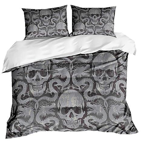 Ropa de cama Super King size Funda nórdica 220x260 cm - Cama ...