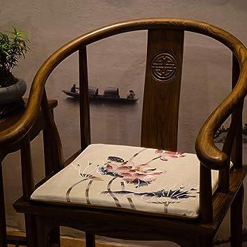 QTQHOME Chino del Amortiguador Amortiguador del sofá cojín ...