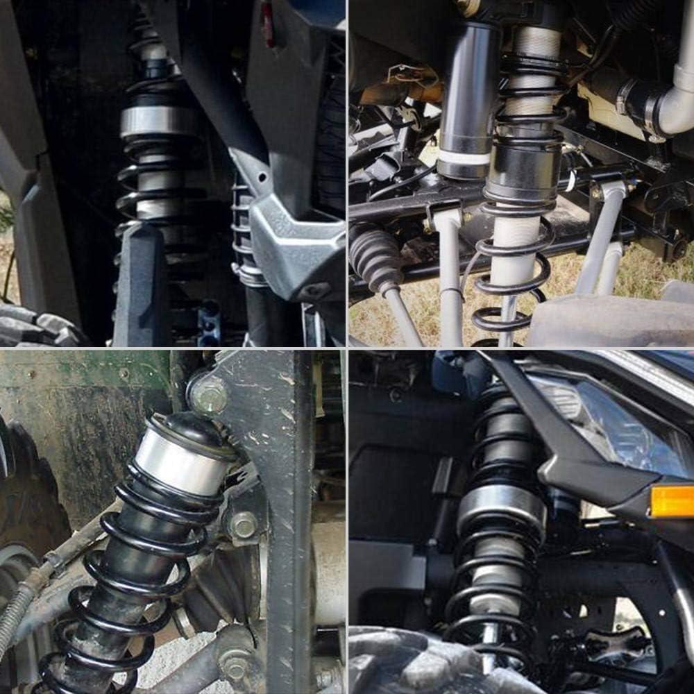 Black 2.5 Suspension Leveling Lift Spacer Kit For Honda Pioneer 500 700 700-4 UTV