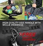 Fitdom Heavy Duty XL Soccer Mesh Equipment Ball Bag