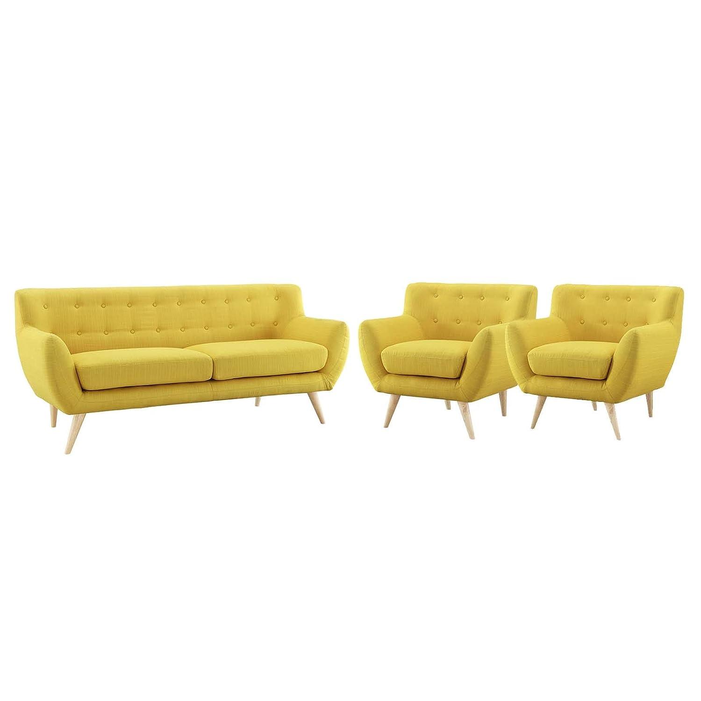 Amazon.com: Modern Contemporary Urban Design Living Room ...