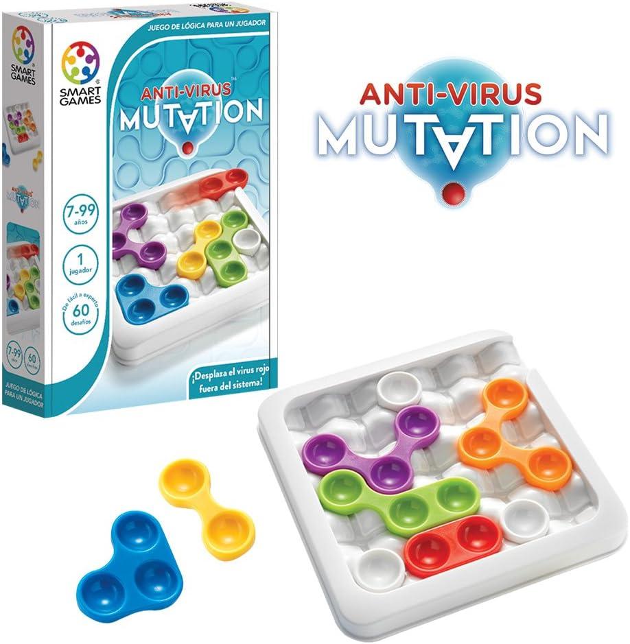 Smart Games - Anti-Virus Mutation: Amazon.es: Juguetes y juegos