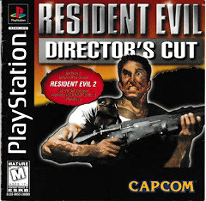 Resident Evil ~ Directors Cut ~: Amazon.es: Videojuegos