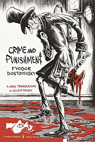 Crime Punishment Penguin Classics Deluxe