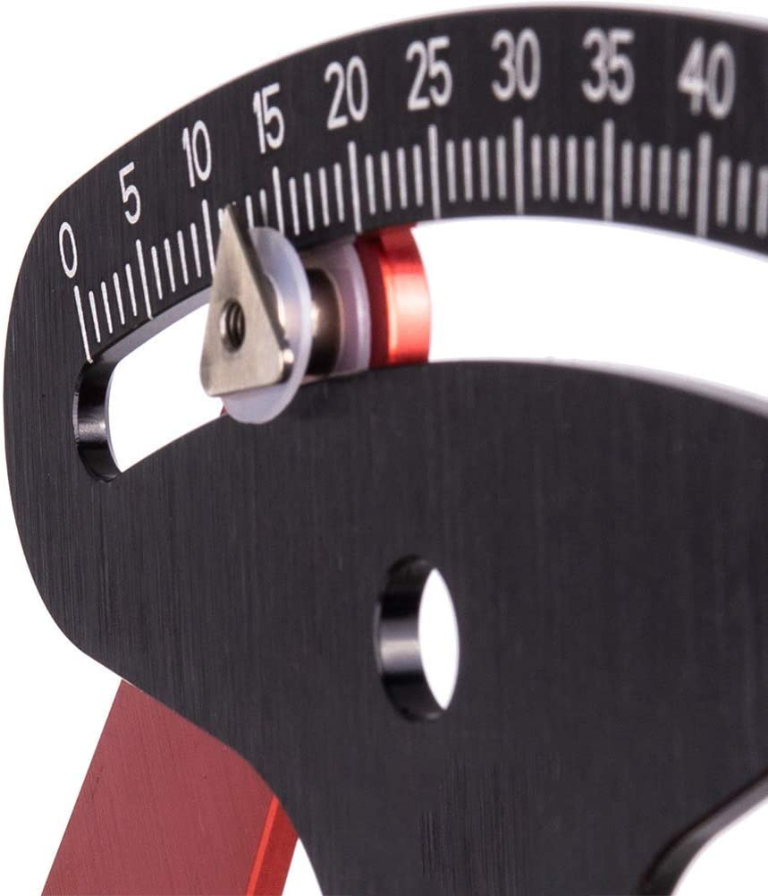 Bicycle Spoke Tension Meter Wheel Spokes Checker Tension Meter Measurement Tool`
