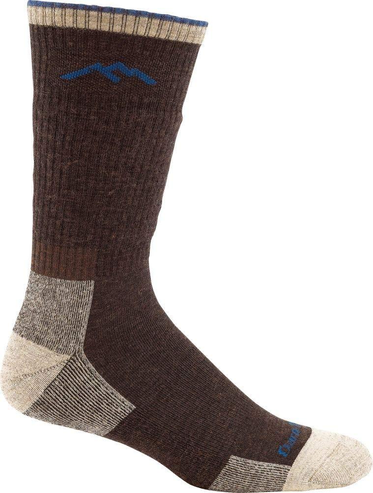 Darn Tough Vermont Merino Wool Boot Cushion Sock (Chocolate, X-Large) by Darn Tough