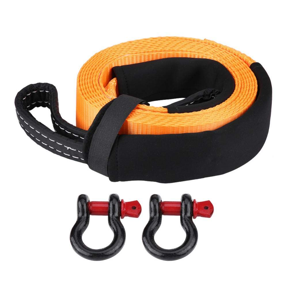 Comaie fall protection loop sling rope gear for tree rock climbing safety equipment polyester harness lanyard downhill rescue protector tool protecta outdoor cord survival