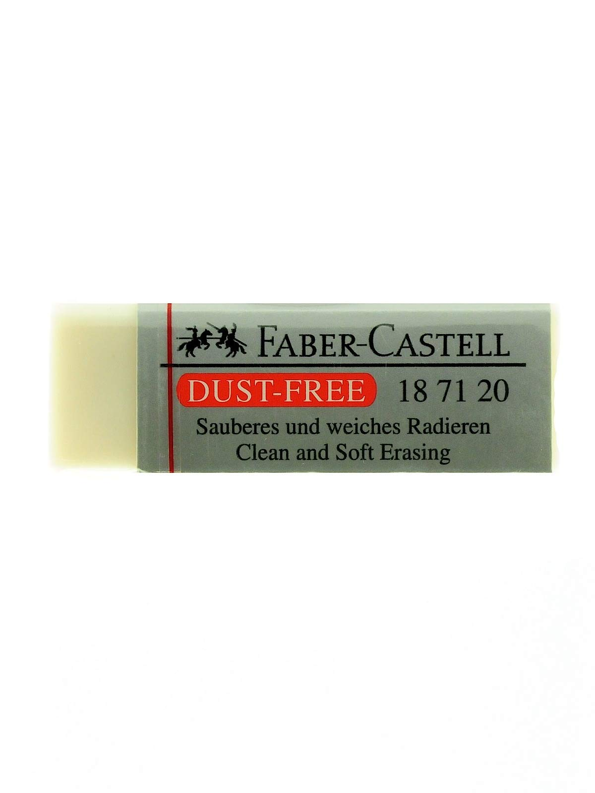 Faber-Castell Dust-Free Erasers 7 pcs sku# 1848172MA by Faber-Castell (Image #1)