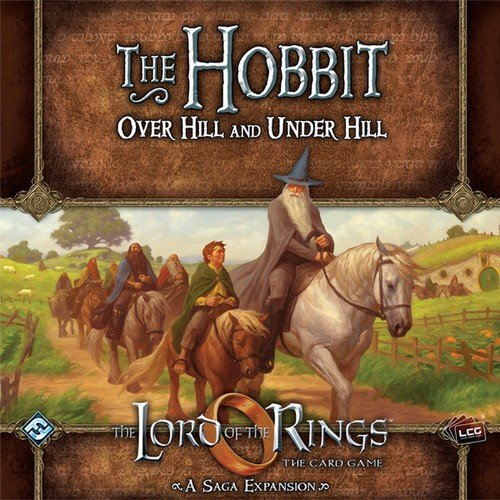 Lord Rings LCG Hobbit Expansion product image