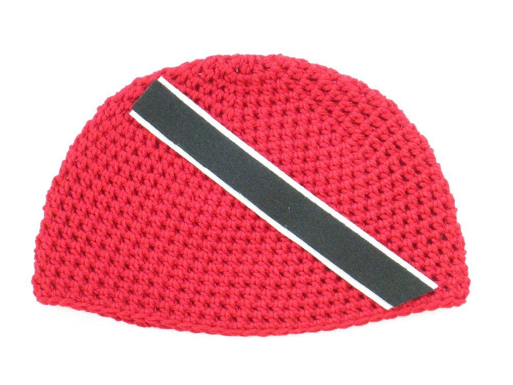 Trinidad and Tobago Flag Beanie Hat Cap