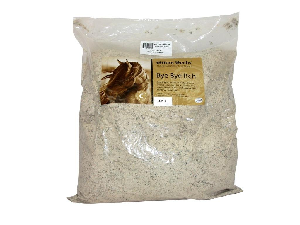 Hilton Herbs Unisex's HHS0405 Bye Itch Bag, Clear, 4 kg