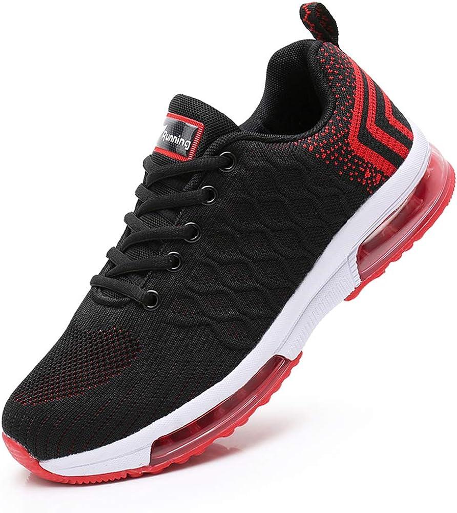 JARLIF Women s Lightweight Fashion Walking Sneakers Athletic Tennis Running Shoes US5.5-10