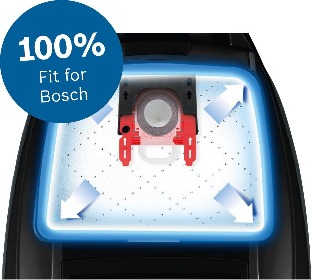 Bosch BBZ41FGALL Bolsas PowerProtect Bolsas para aspirador Bosch ...