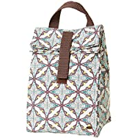 O'Neill Women's Picnic Floral Print Lunch Sack, White/White, ONE