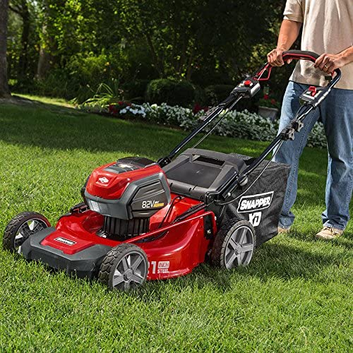 Snapper 1687914 Battery Lawn Mower