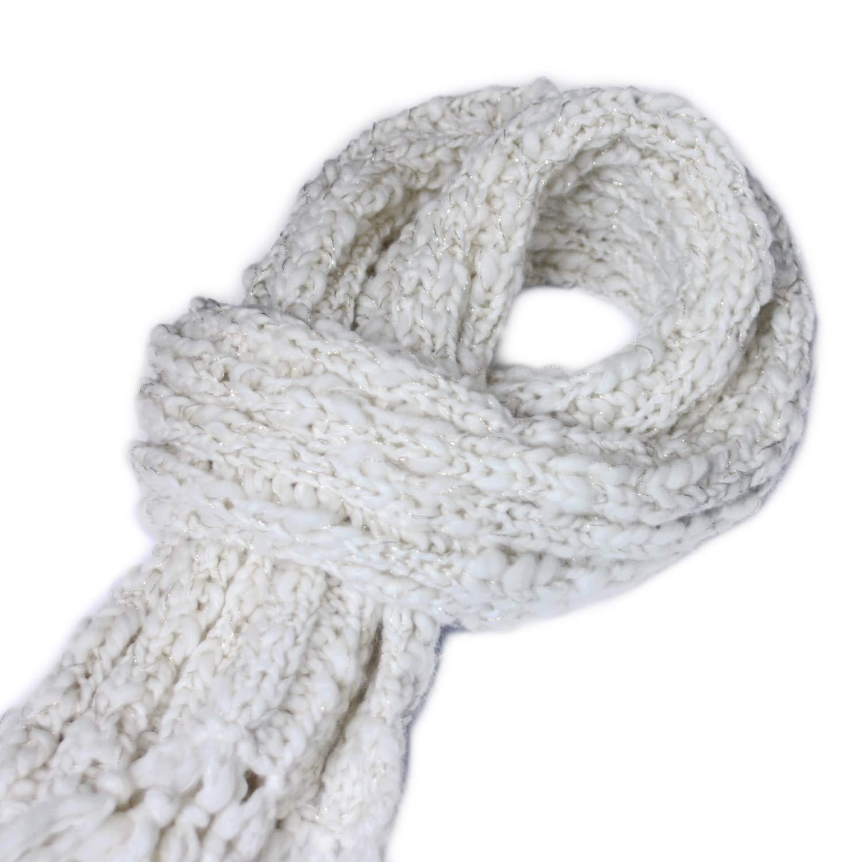 dove comprare Super sconto nessuna tassa di vendita Morbida Sciarpa in lana da donna. Sciarpa fatta a maglia con ...