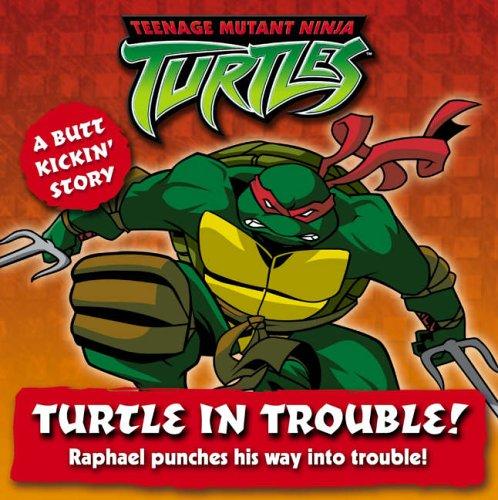 Turtle in Trouble: Graphic Storybook Teenage Mutant Ninja ...