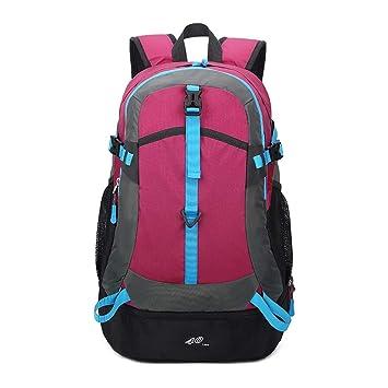 ZN-backpack Mochila para Bicicletas al Aire Libre, Mochila de 40 litros de Gran