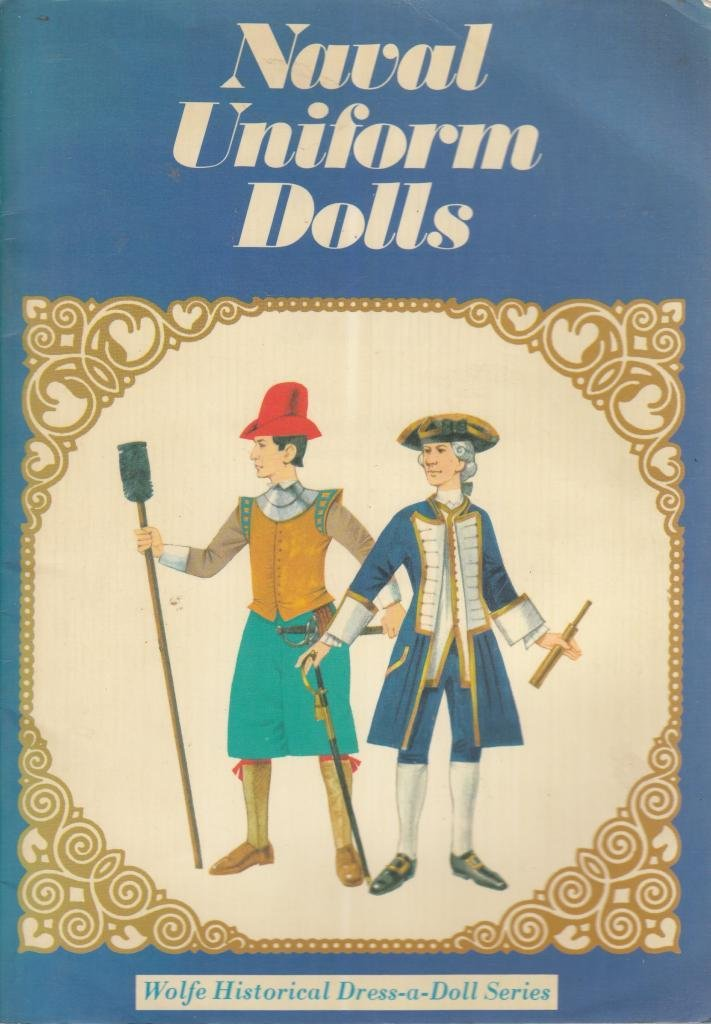 Naval Uniform Dolls, Hook, Richard
