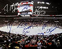 2016-17 FLORIDA PANTHERS TEAM SIGNED Autographed 16x20 Photo w/COA LUONGO BARKOV