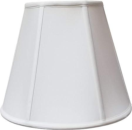 Royal Designs Deep Empire Lamp Shade White 11 X 22 X 16 Amazon Com