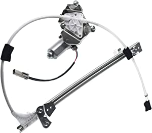 A-Premium Power Window Regulator and Motor Assembly Replacement for Jeep Liberty KJ 2002-2006 Rear Left Driver Side