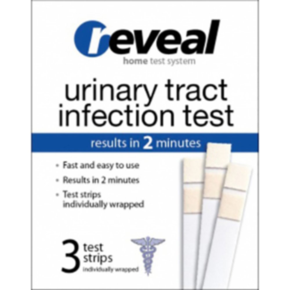 Reveal Urine Test-UTI by Reveal