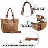 UTAKE Handbags for Women Top Handle Shoulder Bags