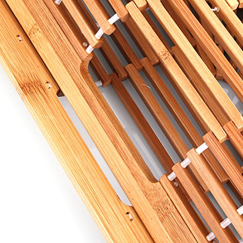 mujer DOYIS Bolso Negro Bamboo para de asas Handbag YwRU8