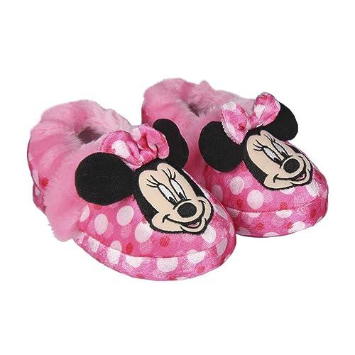Cerdá Zapatillas de Casa Francesita Minnie, Niñas: Amazon.es: Zapatos y complementos