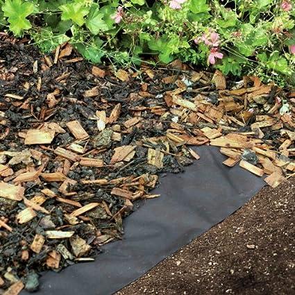 Windhager Rindenmulch Unterlage Weedblock 091 X 5 M Amazonde Garten