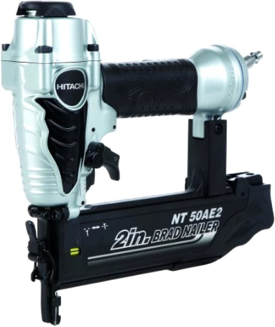 Hitachi NT50AE2 18-Gauge 5 8-Inch to 2-Inch Brad Nailer