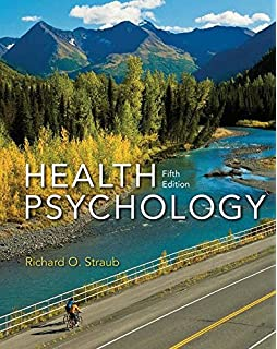 Test bank for health psychology a cultural approach 3rd edition by.