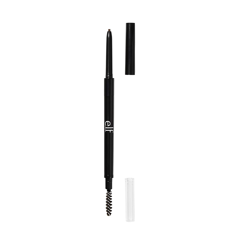e.l.f. Ultra-Precise Brow Pencil Micro Liner, Brunette, 0.002 oz.