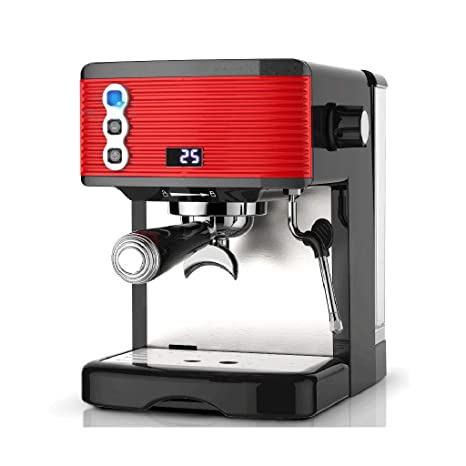 Cafeteras de espresso automáticas Máquina de café molinillo de café automático casero pequeña máquina de café