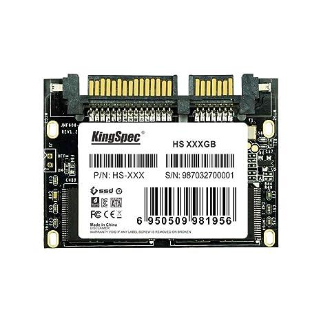 Kingspec Media Slim SATA III 6Gbps de Estado sólido SSD Disco de ...