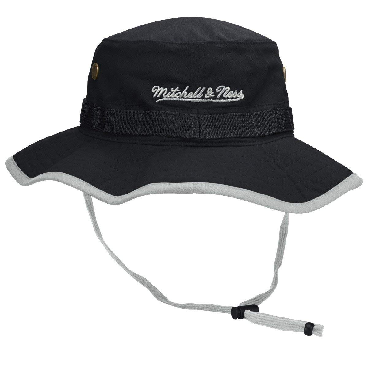 03ca6f4144d97 Amazon.com   Mitchell   Ness Olive Boonie Bucket Hat   Clothing