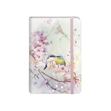 Chacha - Cuaderno colores variados 10.5 x 14.8 cm - 160 páginas ...