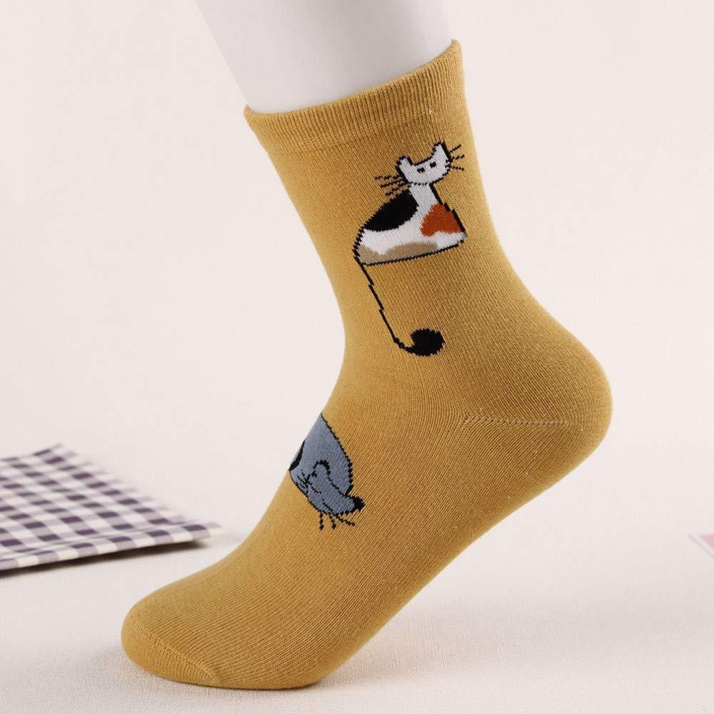 BHYDRY 1 pares mantén el calcetín de algodón cálido Calcetines cómodos para el piso: Amazon.es: Ropa y accesorios