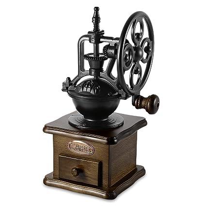 Maquina de cafe antigua