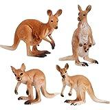 Platypus Dingo Wild Republic Kangaroo Koala Bear Lizard Australian polybag 5 pc Set