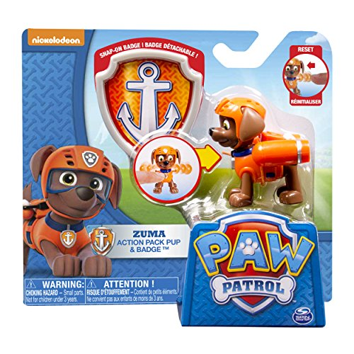 Review Nickelodeon, Paw Patrol –