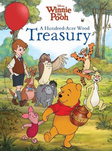 Winnie the Pooh: Hundred-Acre-Wood Treasury (Disney Winnie the Pooh)
