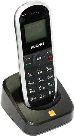 Huawei FC312E GSM Teléfono Fijó Inalámbrico - SMS: Amazon.es: Electrónica