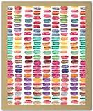 Macarons by Shana Frase GreenNotes, , 160160890X