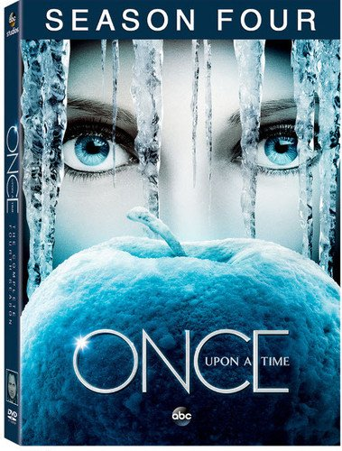 Once Upon a Time: Season 4 DVD (Mary Margaret Once Upon A Time Fashion)
