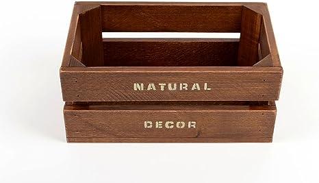 Cajita de madera hecha a mano decoracion de hogar regalo original para mujer: Amazon.es: Hogar